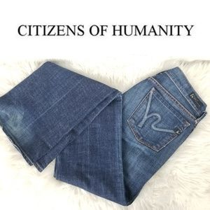 Citizens of Humanity Margo Stretch Jeans Bootcut